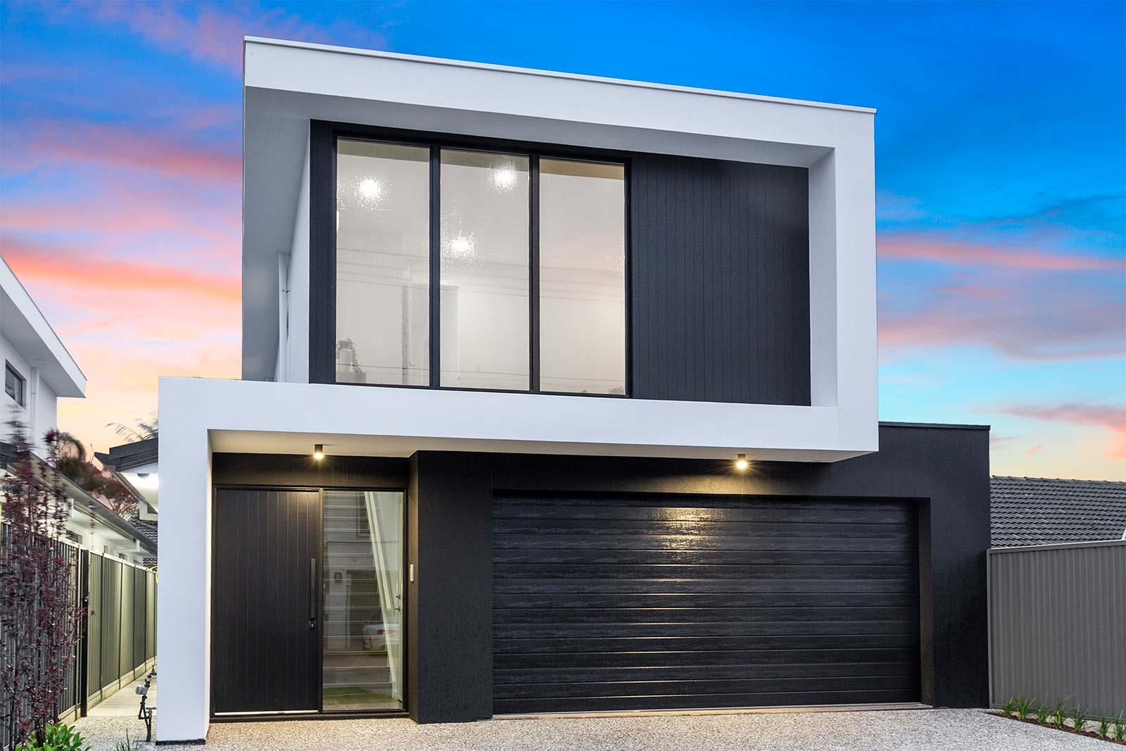 Azcon Homes Double Storey Custom Built Home West Beach 001