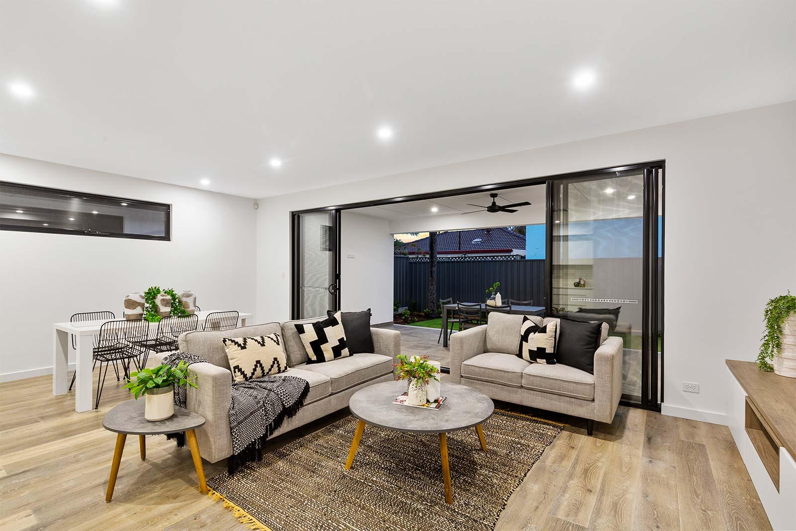 Azcon Homes Double Storey Custom Built Home West Beach 002