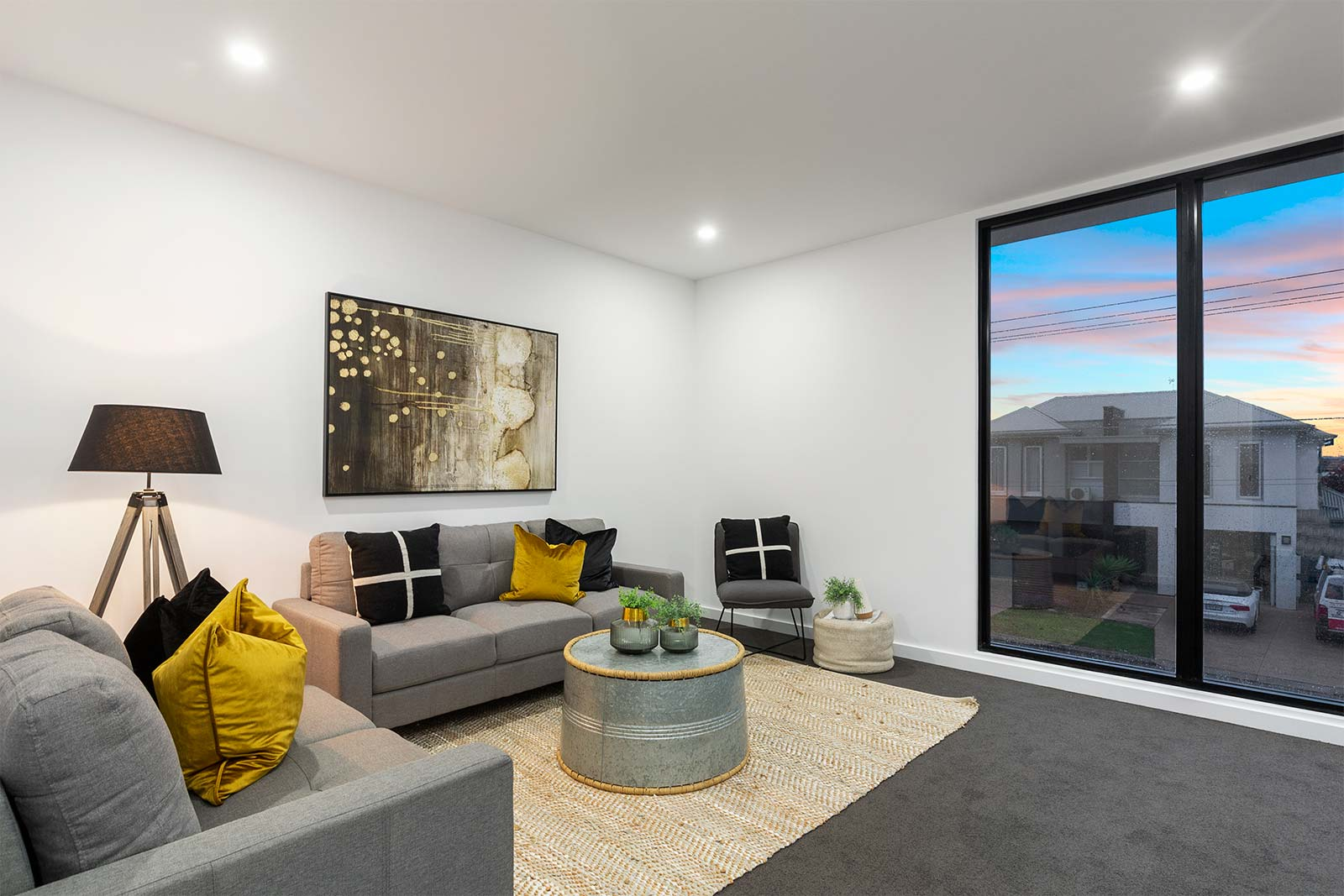 Azcon Homes Double Storey Custom Built Home West Beach 010