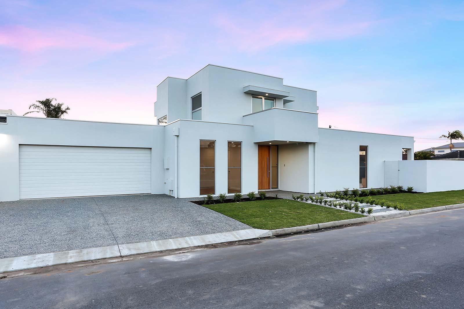 Azcon Homes Double Storey Custom Built Home West Beach B 001