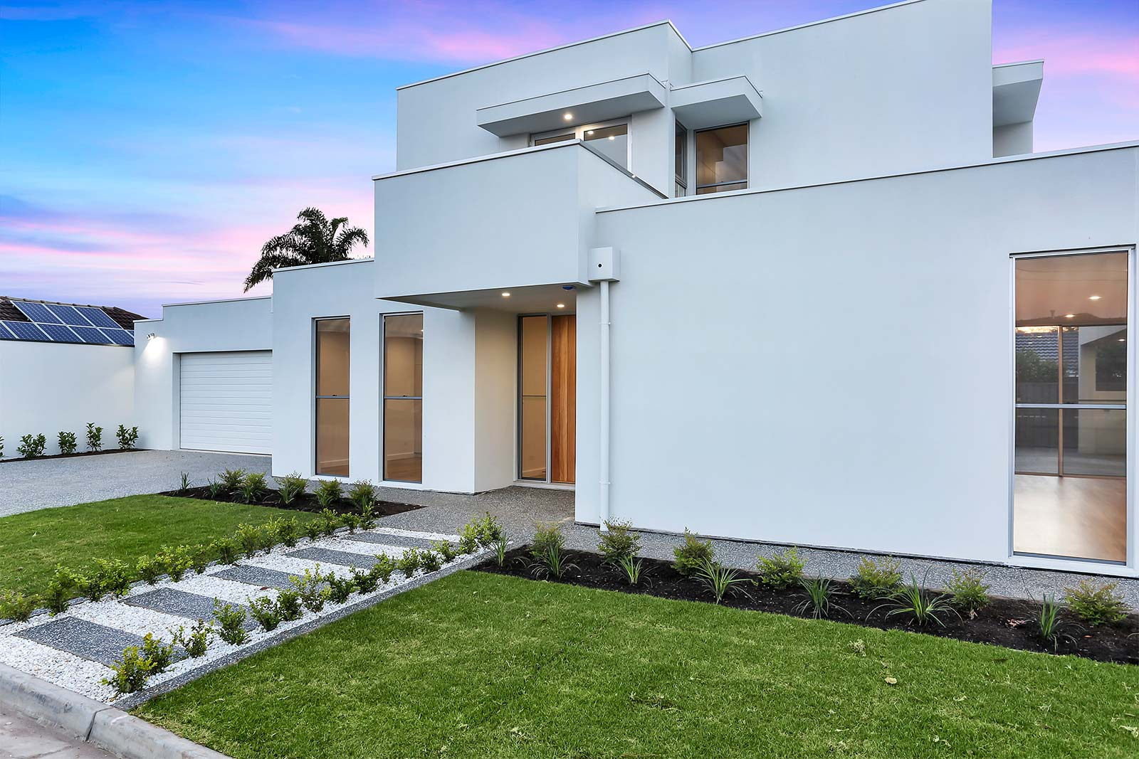 Azcon Homes Double Storey Custom Built Home West Beach B 002