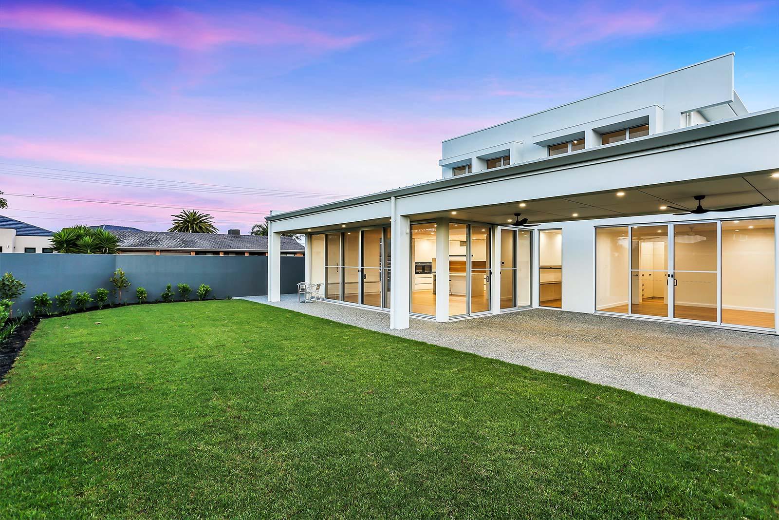 Azcon Homes Double Storey Custom Built Home West Beach B 003