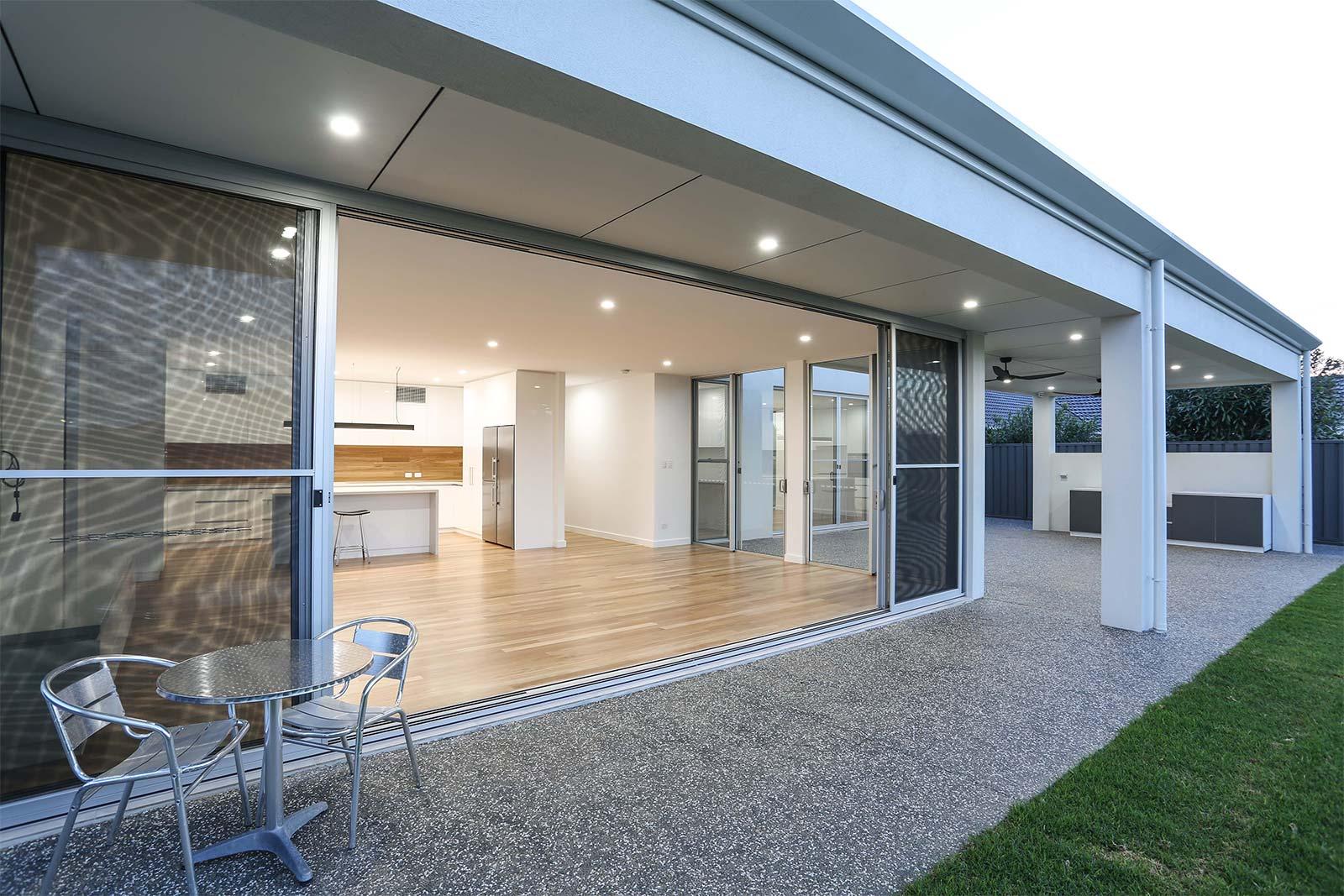 Azcon Homes Double Storey Custom Built Home West Beach B 014