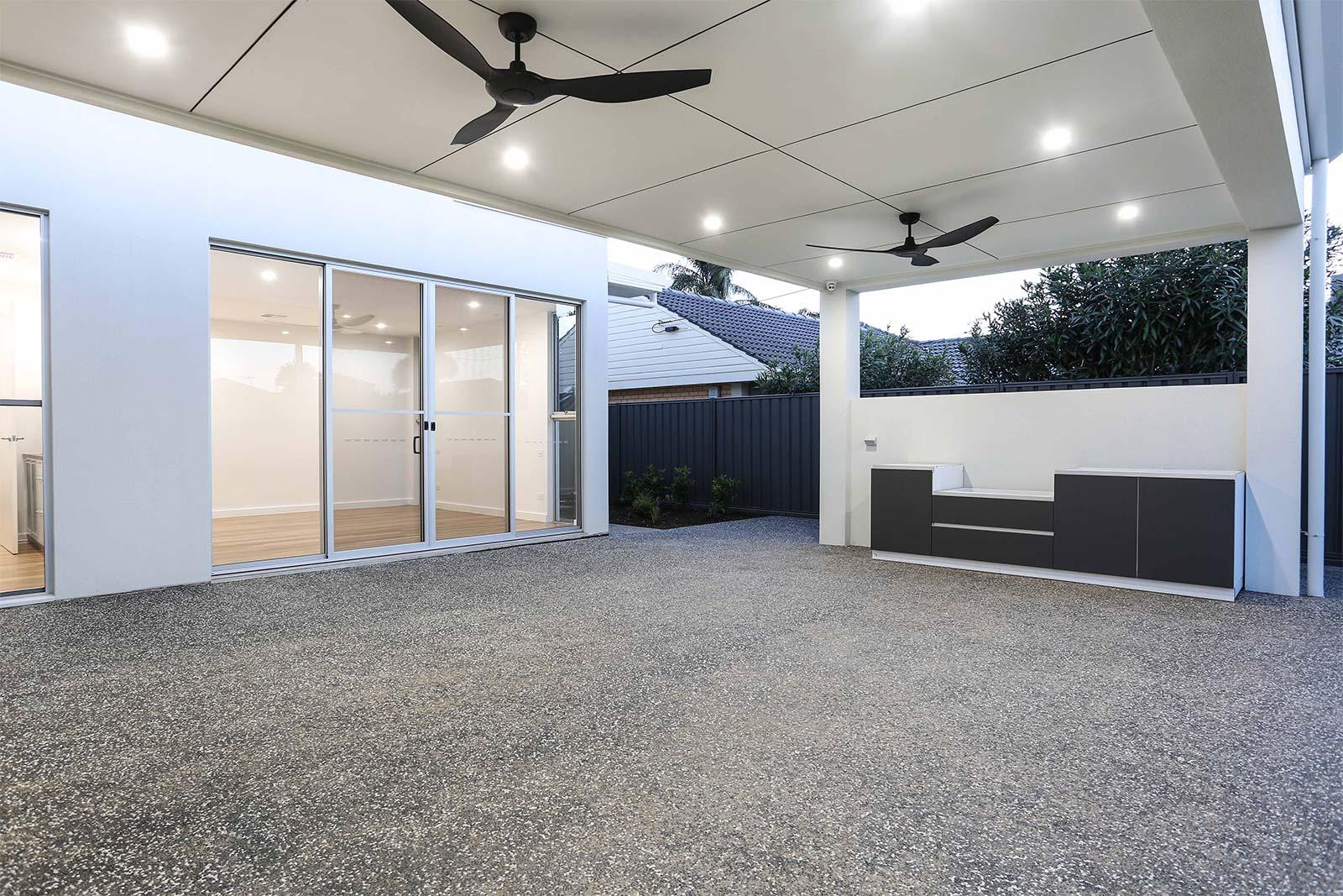 Azcon Homes Double Storey Custom Built Home West Beach B 016