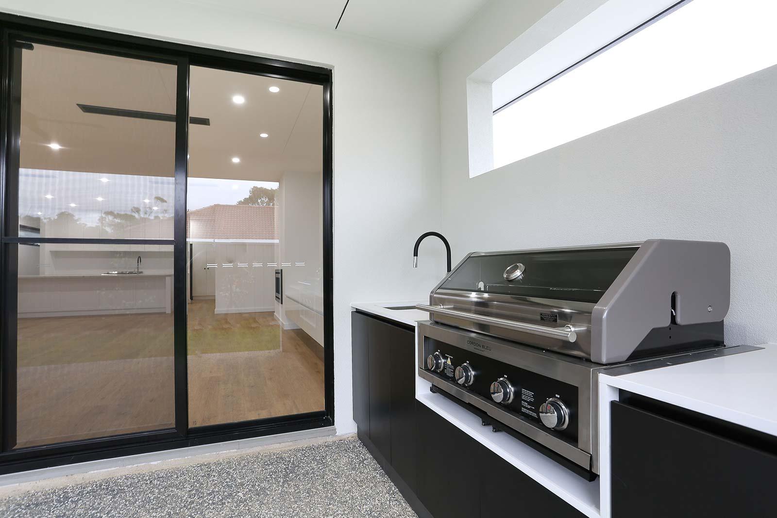 Azcon Homes Double Storey Custom Built Home West Beach D 014