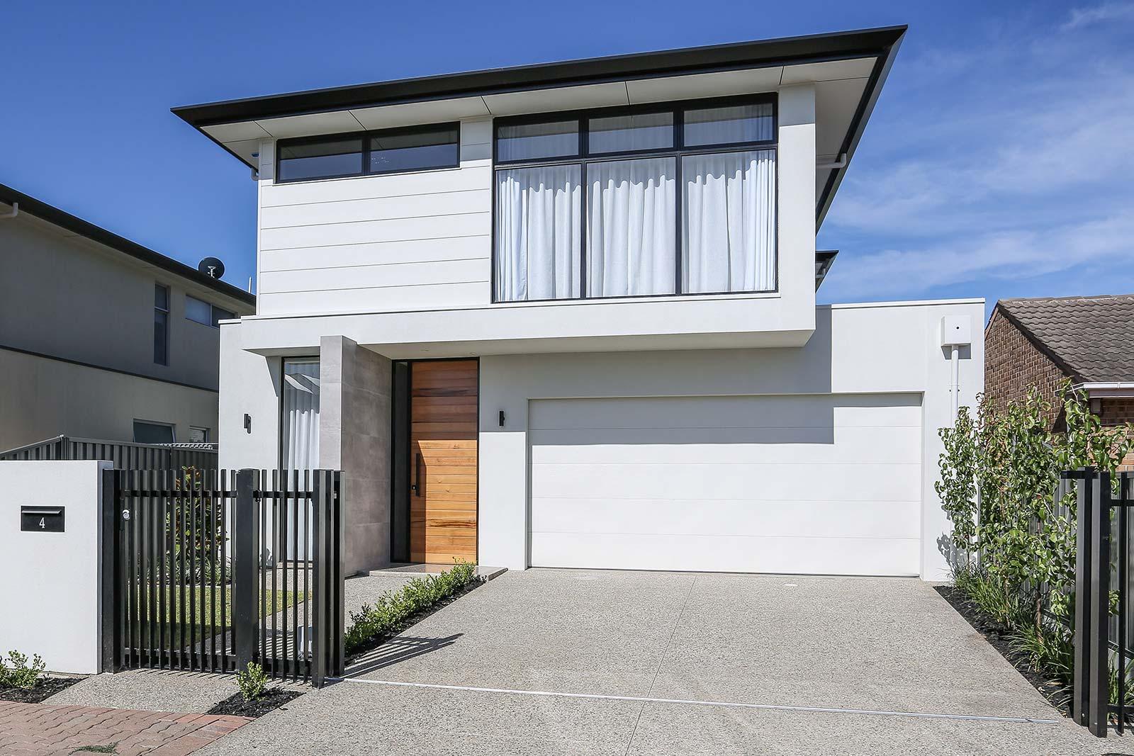 Azcon Homes Double Storey Custom Built Home West Beach E 002