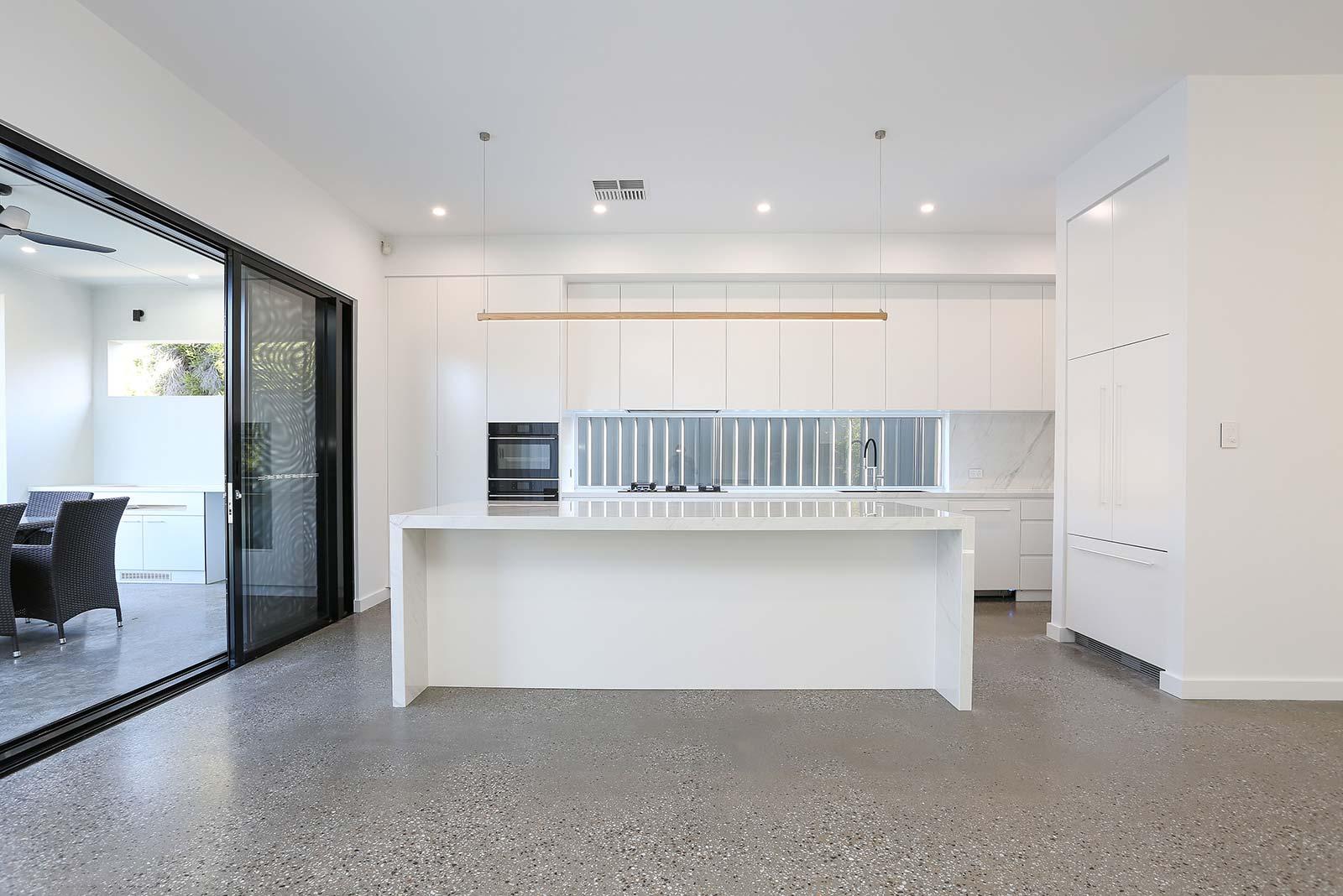 Azcon Homes Double Storey Custom Built Home West Beach E 012