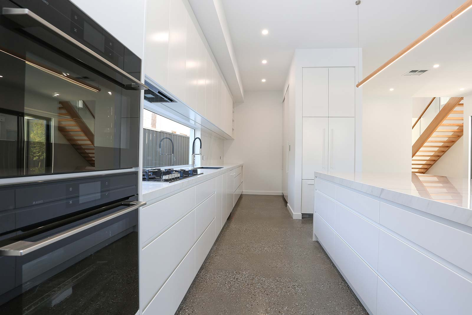 Azcon Homes Double Storey Custom Built Home West Beach E 016